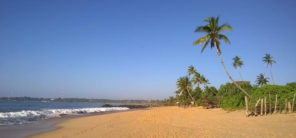 Na tý pláži to není úplně špatný, ale...